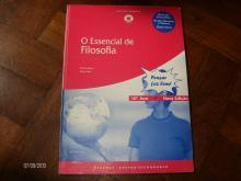 O Essencial de Filosofia 10º ano - Fátima Aleixo, Maria M