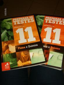 Preparar os Testes de Fisica e Quimica 11