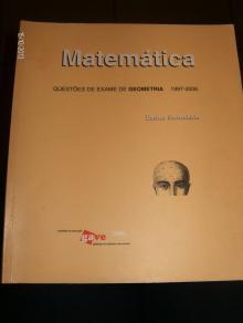 Matemática - Questoes de Exame de geometria