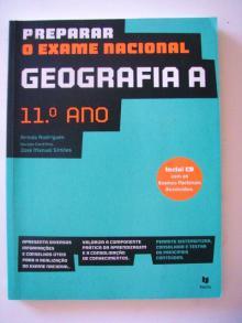 Preparar o Exame Nacional - Geografia A - Arinda Rodri
