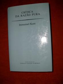 Crítica da Razão Pura - Immanuel