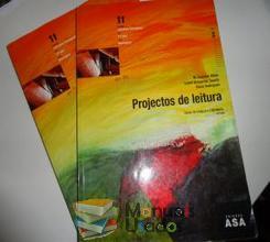 Projectos de leitura