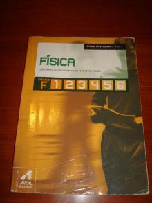 Física- ensino profissional nível 3 módulos: 1,2,3,4,5,6 - João Aires
