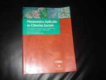 Matemática Aplicada às ciências sociais 10º