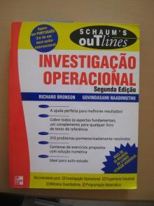 Investigação Operacional - Richard Bronson