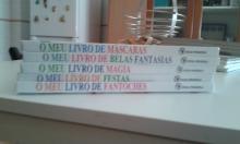 Colecção Nova Presença 5 volumes - Cheryl Owen