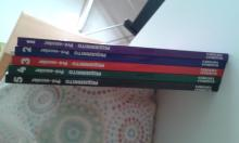 Pequenito pré-escolar resomnia editores 5 volumes - resomnia editores