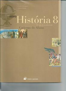 História 8, Caderno do Aluno - Natércia Crisanto