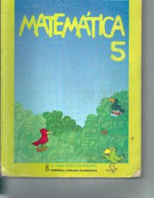 Matemática 5 - Maria Fernanda Cerq