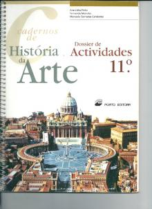 Cadernos de História da Arte, dossier de actividades - Ana Lídia Pinto