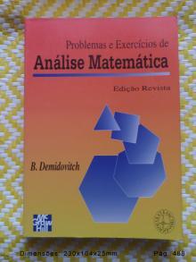 Problemas e Exercícios de Análise Matemática