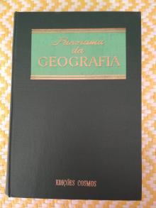 PANORAMA DA GEOGRAFIA  LIVRO II - GEOGRAFIA BIOLÓGICA Edições Cosmos