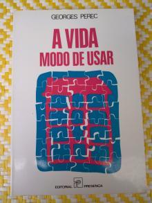 A VIDA MODO DE USAR - Georges Perec