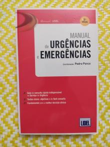MANUAL DE URGÊNCIAS E EMERGÊNCIAS – - Pedro Ponce
