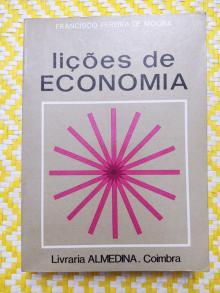 LIÇÕES DE ECONOMIA  - Francisco Pereira de Mour...