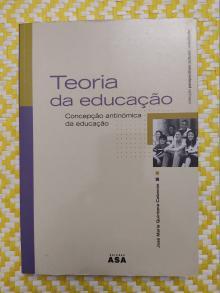 TEORIA DA EDUCAÇÃO
