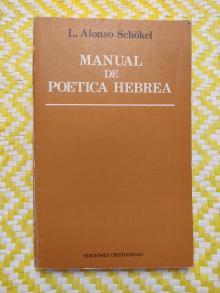 MANUAL DE POÉTICA HEBREA
