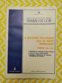 A SOCIEDADE PORTUGUESA FACE ÀS NOVAS TECNOLOGIAS PRIMEIRA FASE,1984