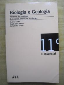 Biologia e Geologia - 11º ano - Resumo das matérias - Antó