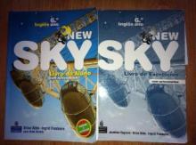 New Sky Ingles 6o - Brian Abb