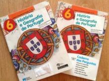 História e Geografia de Portugal - Fatima Co