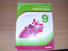 """Vendo Manual de Ciências Naturais """"Planeta Terra"""" 9º ano - Ana Cris"""