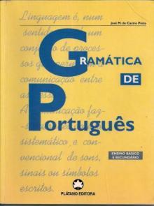 Gramática de Português - José M. de Castro Pinto