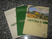 História 8 (pack completo) - Ana Rodrigue