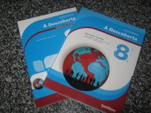 À Descoberta – Geografia 8º Ano (pack completo) - Maria João