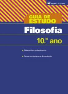 Filosofia - Guia de estudo - Marta Paiva/Jose B