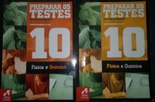 Preparar os Testes; Física e Química - Alzira Finteiro...