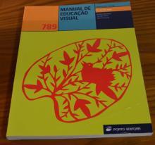 Manual de Educação Visual 7º/8º/9º Porto Editora