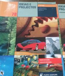 Livro Ideias e projectos-7º e 8º ano - Mendes Rib