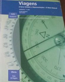 Livro Viagens-geografia-7º ano - Arinda Rodri