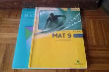 Livro MAT 9 - elza durão