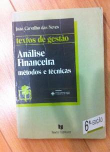 Análise Financeira - João Carvalhavo
