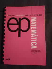 O essencial para o básico prático, Matemática (7º, 8º, 9º) - Cristina Maduro, Ester