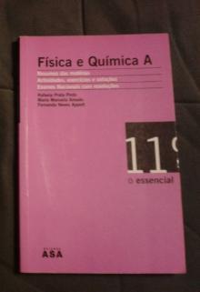 Física e Química A (11º), Resumos, Exercícios e Exames Nacionais - Vários
