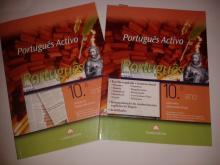 Português activo 10º ano - João Alves, Maria Joã