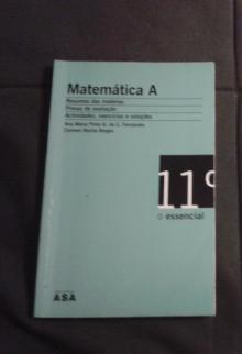 Matemática A : Resumos e exercícios - Ana Maria Pinto G. da C.