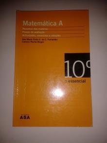 Matemática A : Resumos e exercícios - Ana Maria Pinto G. da C