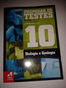 Preparar os testes Biologia e Geologia, Ensino secundário 10º ano - Lígia Silva Osório