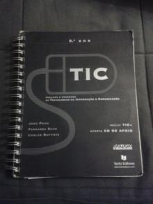 Tecnologias de informação e comunicação, 9º Ano - João Paiva, Fernanda S