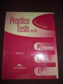 Practice Tests for PET - Elizabe