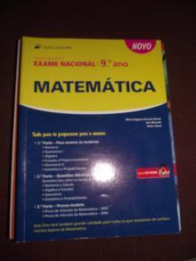 Preparação para o Exame Nacional de Matemática - Porto Editor