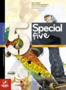 SPECIAL FIVE INGLÊS 5º ANO NIVEL 1 - Ester M. Gama R. Coelho C...