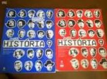 Novo História 9 - Ana Oliveira