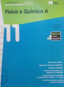 Preparação para o Exame Nacional 2011 - Física e Química A - 11º Ano - Maria Elisa Arieiro