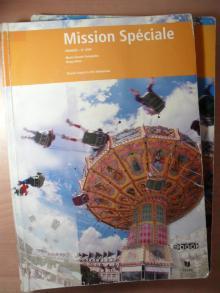 Mission Spéciale - (Francês) - Maria Gorete