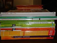livros 2º 5º e 6º ano - varios